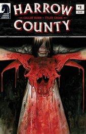 Harrow County #1 2nd Printing
