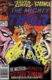 The Mighty Thor #443 Newsstand Edition