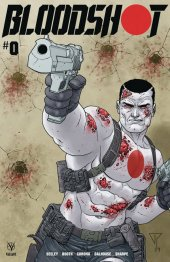 Bloodshot #0 Cover C Portela