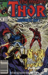 The Mighty Thor #387 Newsstand Edition