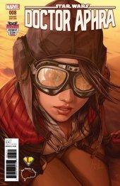Star Wars: Doctor Aphra #8 Brain Trust Color