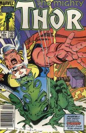 The Mighty Thor #364 Newsstand Edition
