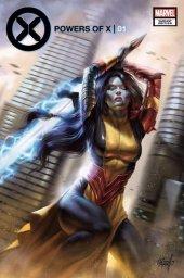 Powers of X #1 Lucio Parrillo Variant