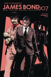 James Bond 007 #4 Cover D Mooney