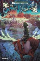 Portal Bound #3 Cover B Archer