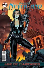 Grimm Fairy Tales Presents Neverland: Age of Darkness #2 Cover C Desjardins