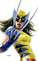 X-Men #10 Mike Mayhew Virgin Variant