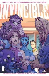Invincible #127 2nd Printing