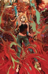 Buffy the Vampire Slayer #10 Cover B Connecting Rebelka Variant