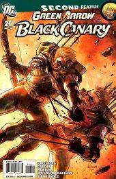 Green Arrow / Black Canary #26
