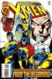 professor xavier and the x-men #1
