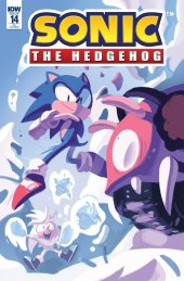 Sonic the Hedgehog #14 1:10 Incentive Variant