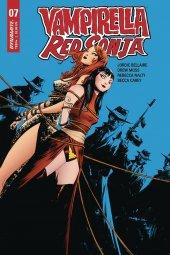 Vampirella / Red Sonja #7