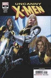 Uncanny X-Men #14 2nd Printing