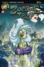 Zombie Tramp #67 Cover C Chimisso