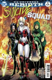 Suicide Squad #13 Variant Edition