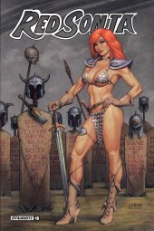 Red Sonja #16 Cover B Lisner