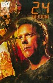 24: Underground #1 Paul Shipper Variant