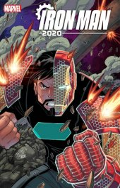 Iron Man 2020 #5 Ron Lim Variant