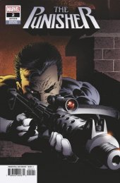 The Punisher #2 1:100 Zeck Remastered Incentive Variant
