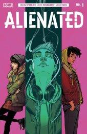 Alienated #1 Original Cover