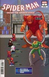 Spider-Man: Enter the Spider-Verse #1 1:25 Incentive Waite Variant