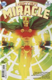 Mister Miracle #1 3rd Printing