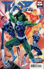 Thor #4 Hitch Return Of Fantastic Four Variant