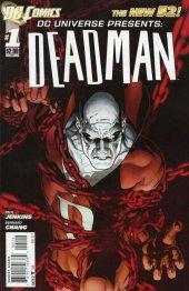 DC Universe Presents #1 2nd Printing