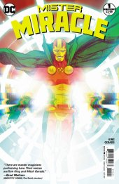Mister Miracle #1 Variant Edition