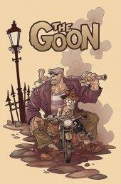 The Goon #10 Darmini Cardstock Variant Cover