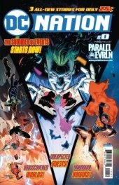 DC Nation #0 Paralel Evren Comics Exclusive Variant