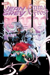 Giant Size X-Men: Jean Grey and Emma Frost #1 Iban Coello Variant Edition