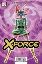 X-Force #3 Original Cover
