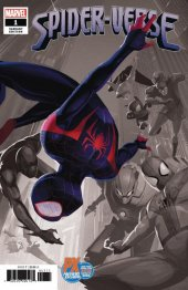 Spider-Verse #1 NYCC 2019 Exclusive Wendell Dalit Variant