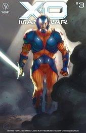 X-O Manowar #3 Cover C Lopez