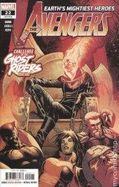Avengers #22 Secret Variant