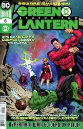 The Green Lantern Season Two #5