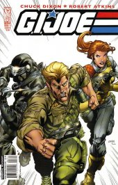 G.I. Joe #3 Variant Edition CVR B