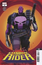 COSMIC GHOST RIDER #3 MARVEL DONNY CATES SHAW CGR VS FUTURE GUARDIANS 2018