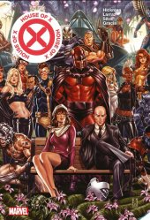 House of X/Powers of X HC Brooks Variant