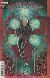 Dr. Strange #2 Marvels X Variant Cover