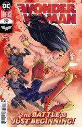 Wonder Woman #759 2nd Printing
