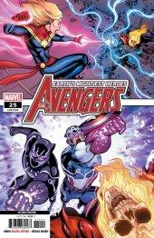 Avengers #24 2nd Printing