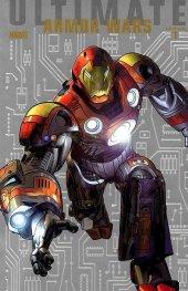 Ultimate Comics Armor Wars #1 Foil Variant