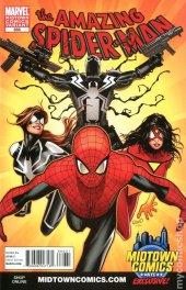 The Amazing Spider-Man #666 Midtown Comics Exclusive