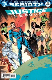 Justice League #14 Variant Edition