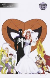 Symbiote Spider-Man: Alien Reality #1 Del Mundo Young Guns Variant