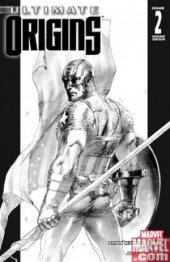 Ultimate Origins #2 Sketch Variant