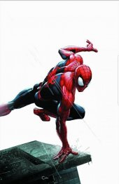The Amazing Spider-Man #1 Clayton Crain ComicXposure Variant B